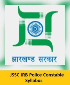 Jharkhand Police Constable Exam Syllabus, Pattern 2017