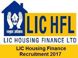 LIC HFL Assistant Managers Recruitment 2017