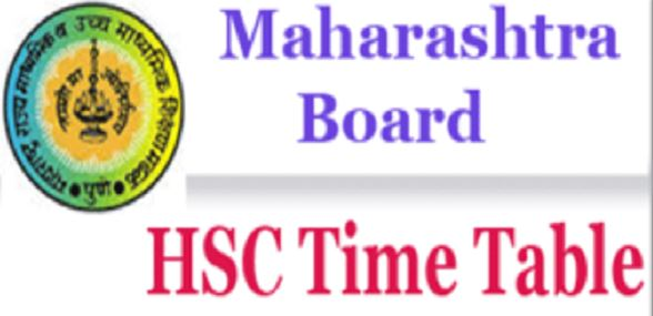 HSC time table